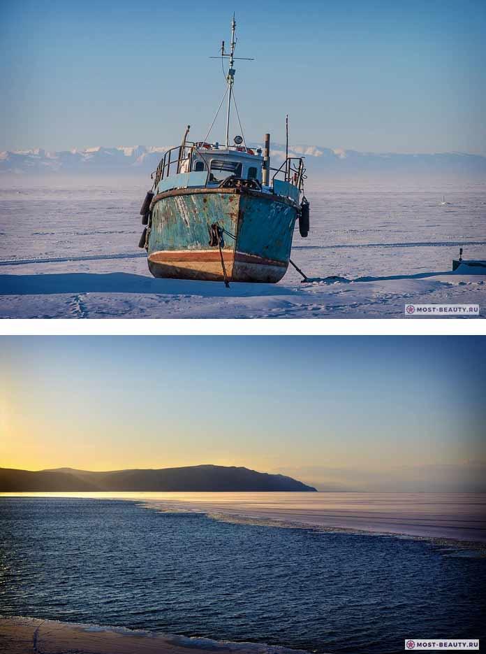 Лучшие места планеты: Байкал