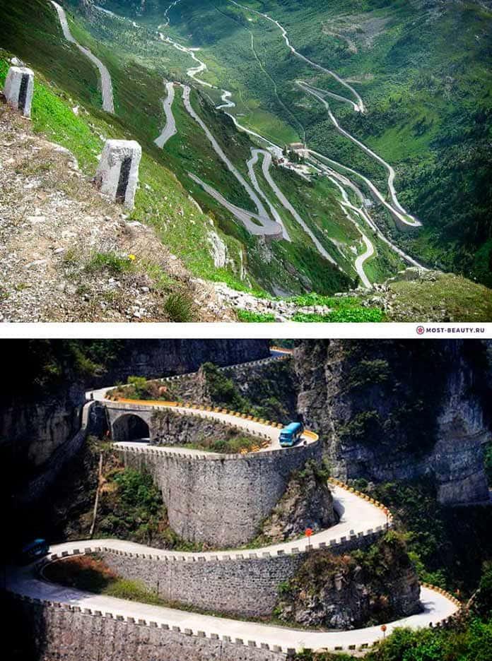 Дорога больших ворот