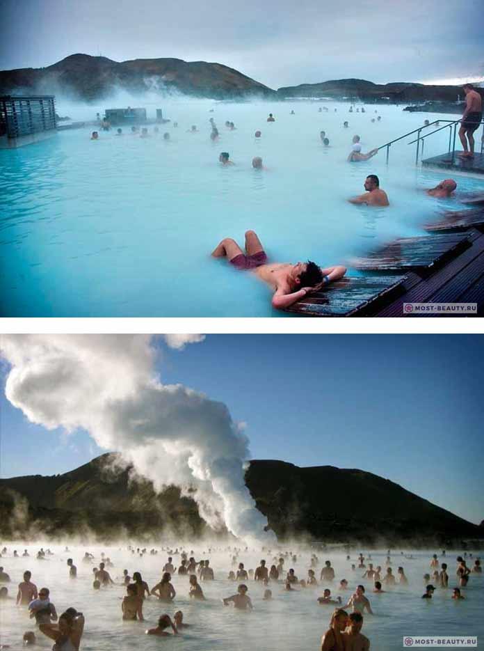 Необычные и невероятно красивые места: Голубая лагуна