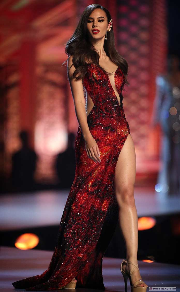Катриона Грей - Мисс Вселенная 2018