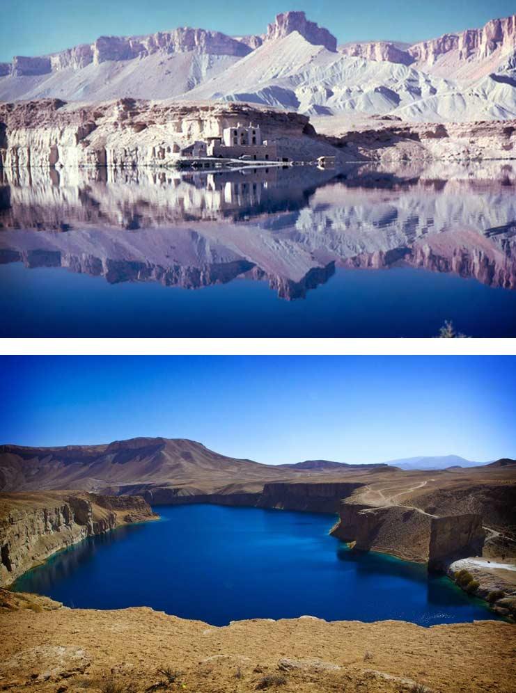 Озера Банде-Амир