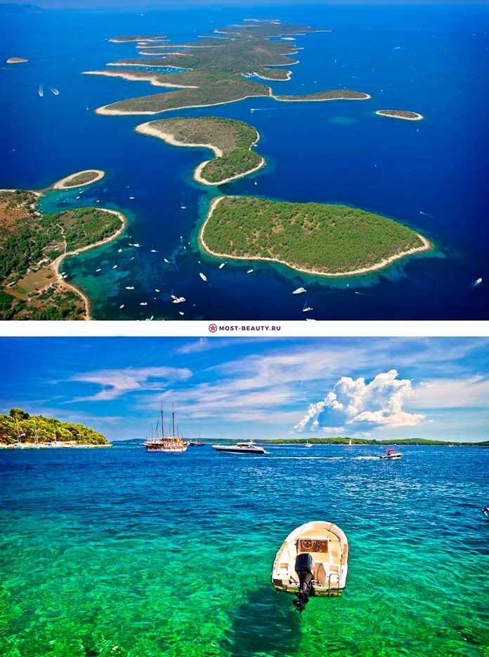 Paklinski Islands