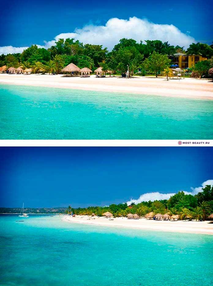 Пляж «7 миль»