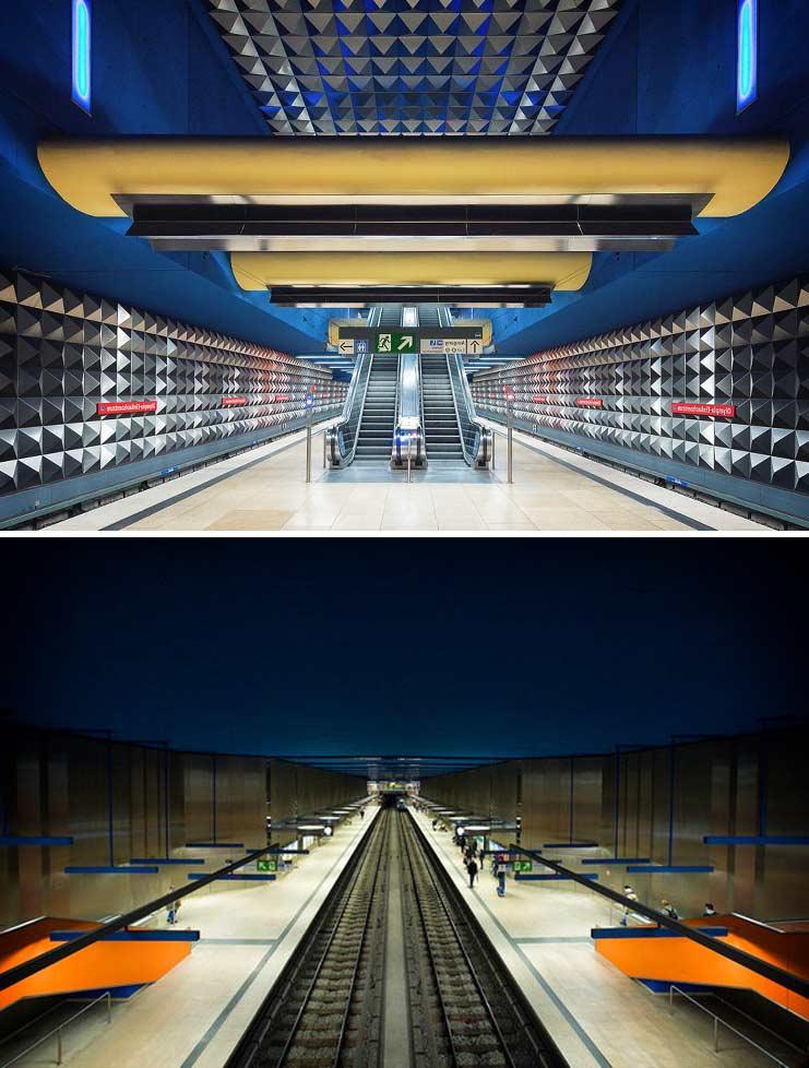 Станция Olympia-Einkaufszentrum