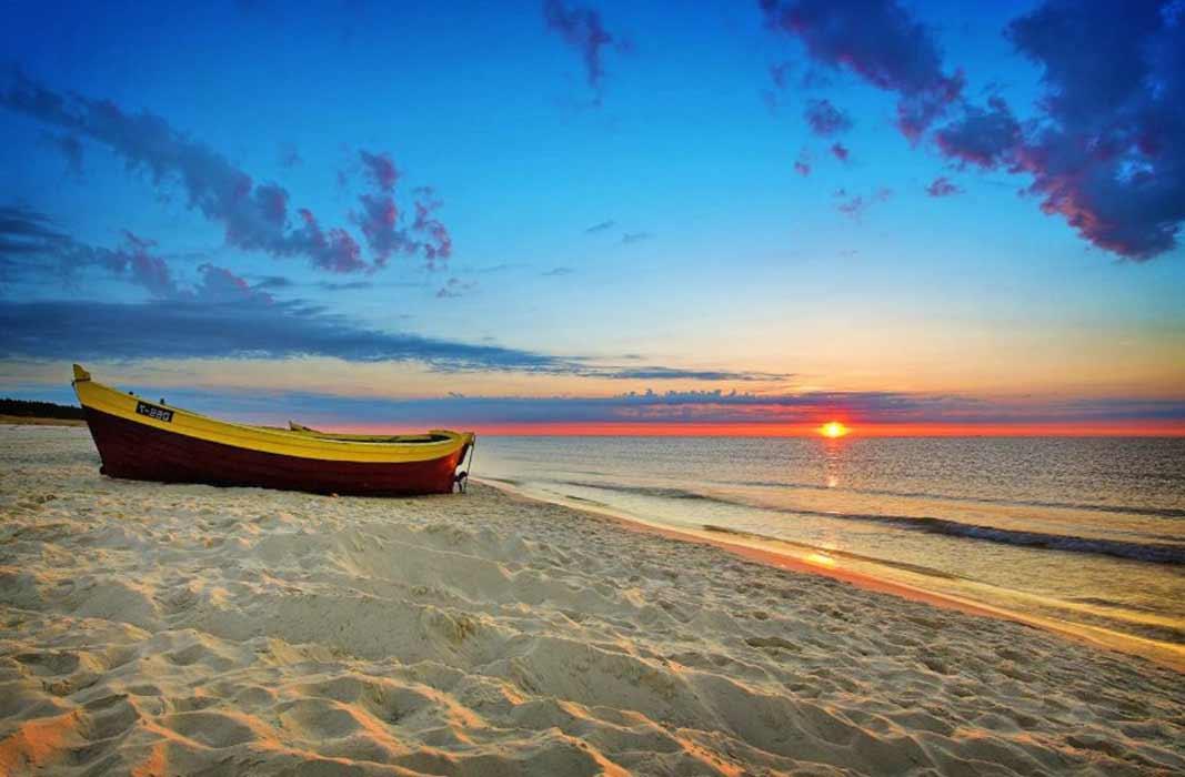 Самые удивительные пляжи мира