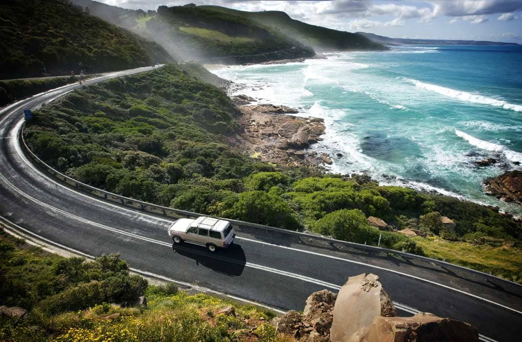 Самые красивые дороги в мире: ФОТО и описание
