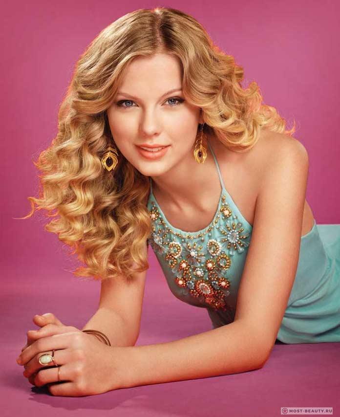 Очень страстные блондинки на фото: Тейлор Свифт