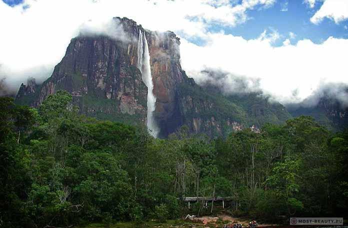 Удивительные места: Водопад Анхель