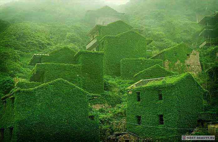 Живописные места: Заброшенная деревня