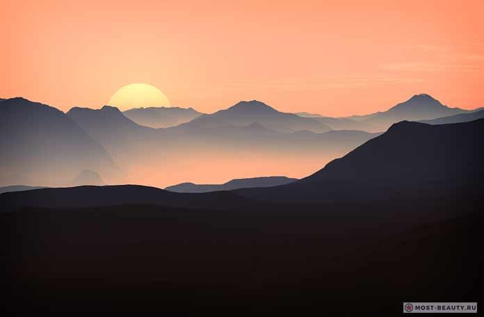 Фото красивых гор