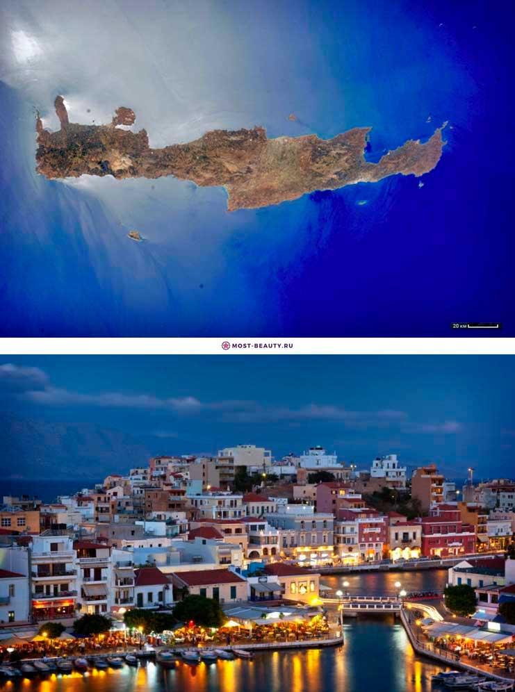 Крит. Остров в Греции