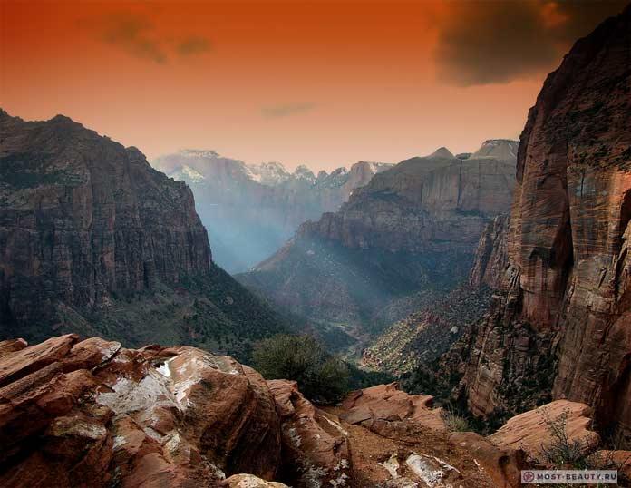 Юта. Самые красивые горы планеты