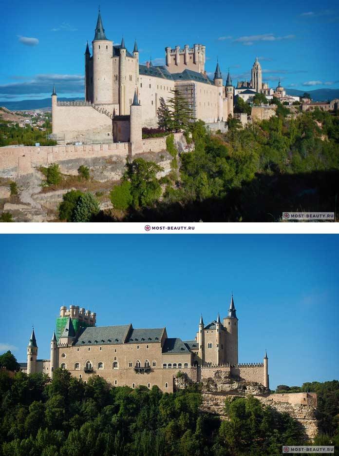 Самые красивые замки: Алькасар в Сеговии (CC0)
