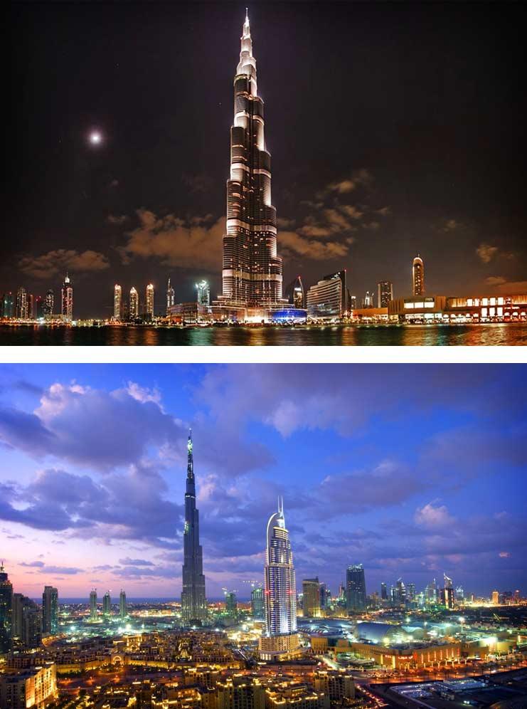 Бурдж-Халифа. Самый красивый дом в мире