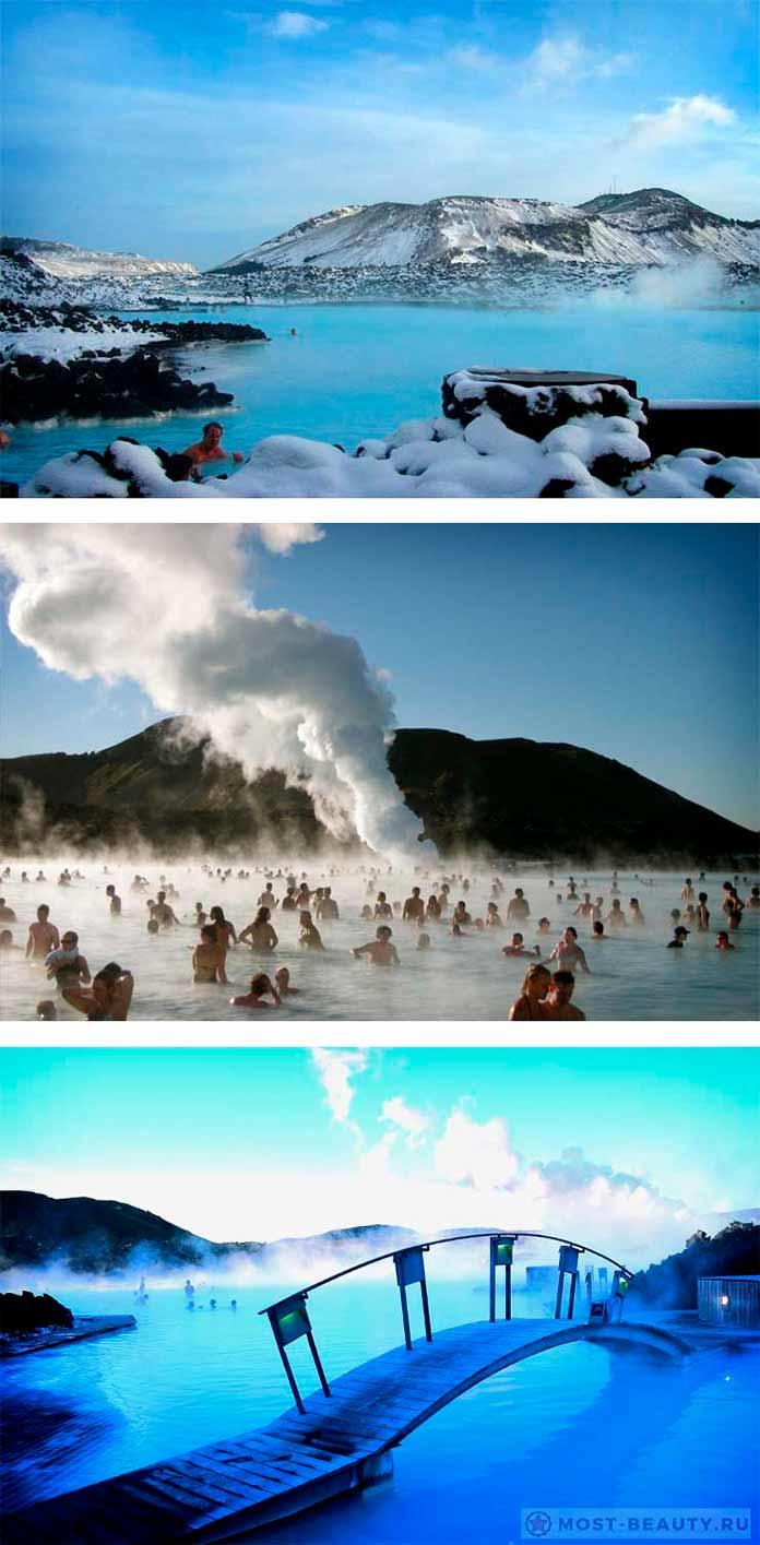 Голубая лагуна. Главная достопримечательность Исландии