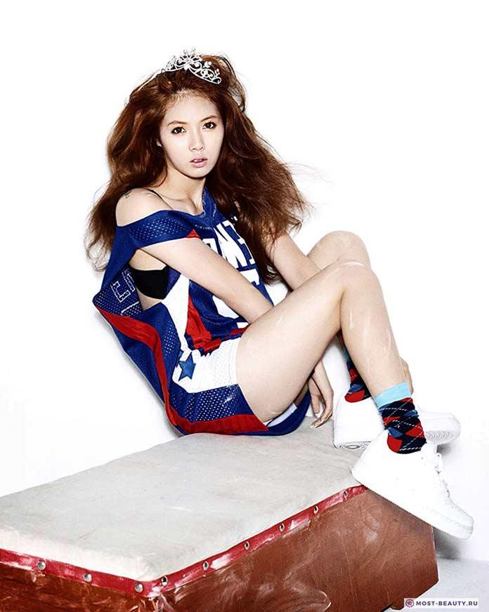 Ким Хёна (Kim Hyuna)