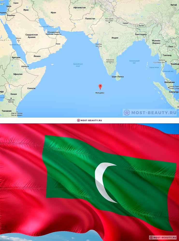 Мальдивы. Самые красивые острова. CC0