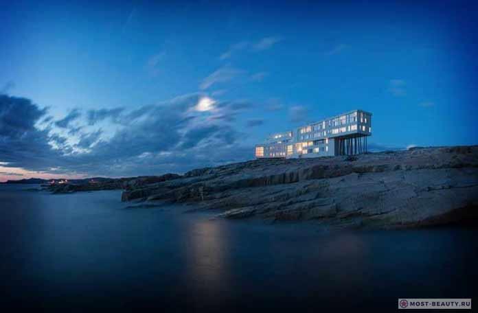 Самые красивые романтические места: Остров Фого