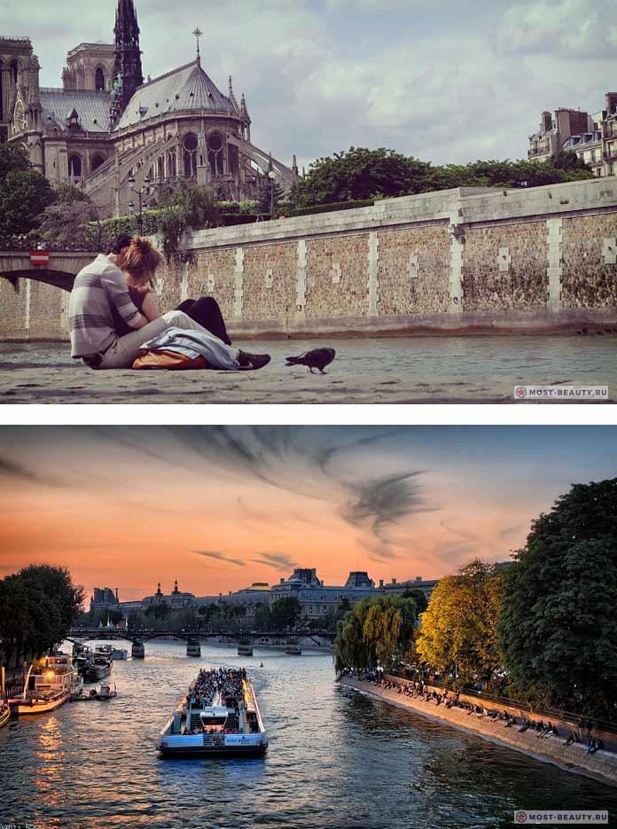 Самые красивые романтические места в мире