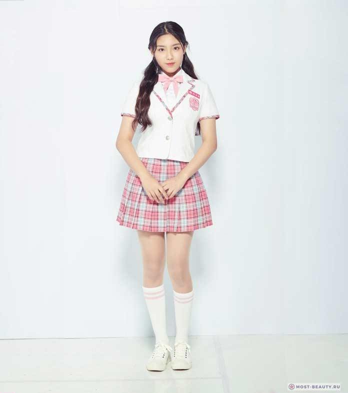 Кореянка Park-Jin-Hee
