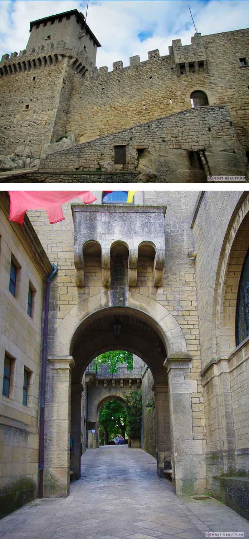 Замок Сан-Марино (CC0)