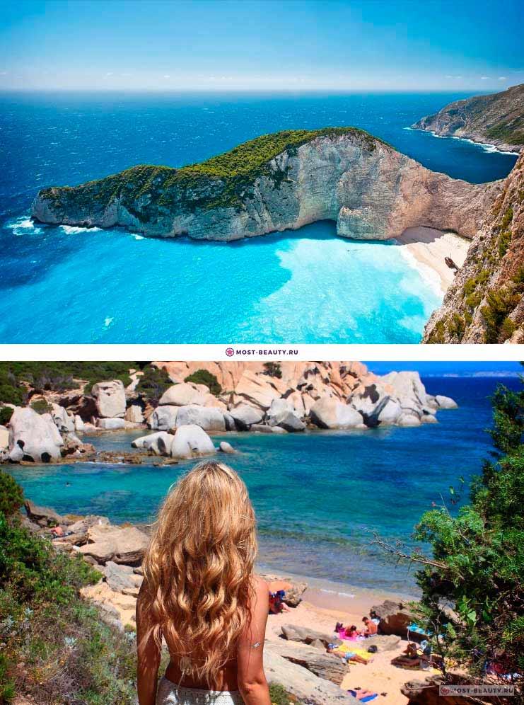 Сардиния — очень красивый остров