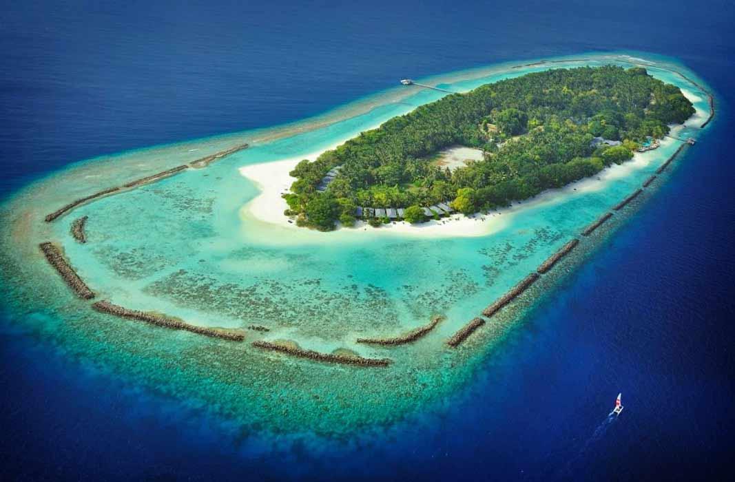 Самые красивый остров в мире