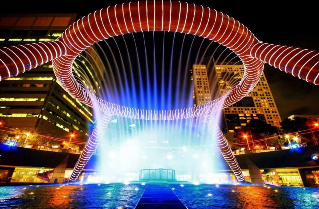 ТОП самых красивых фонтанов