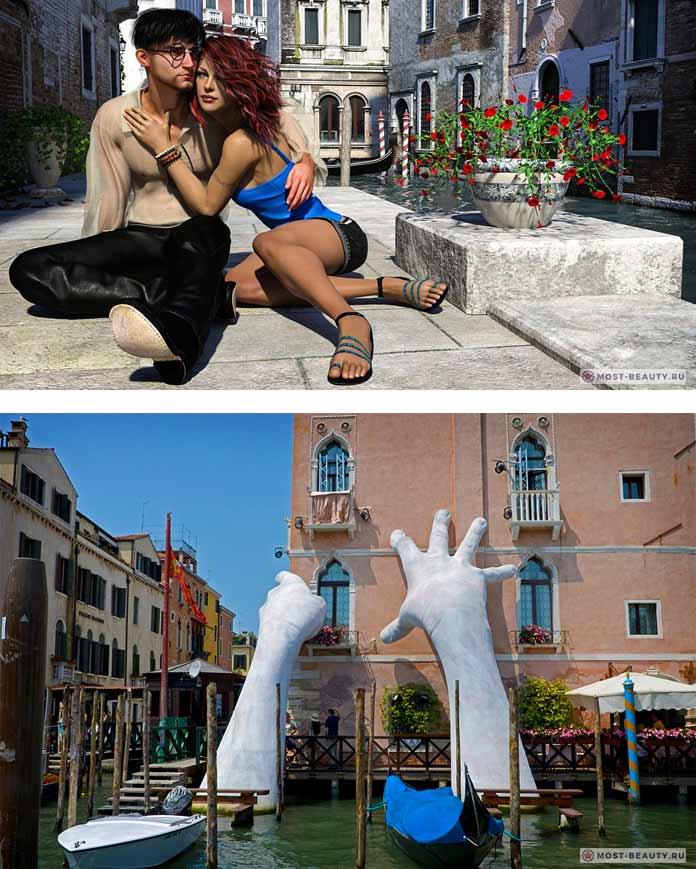 Прекрасные фотографии Венеции