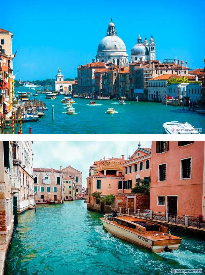 Венеция. Самые романтичные места в мире