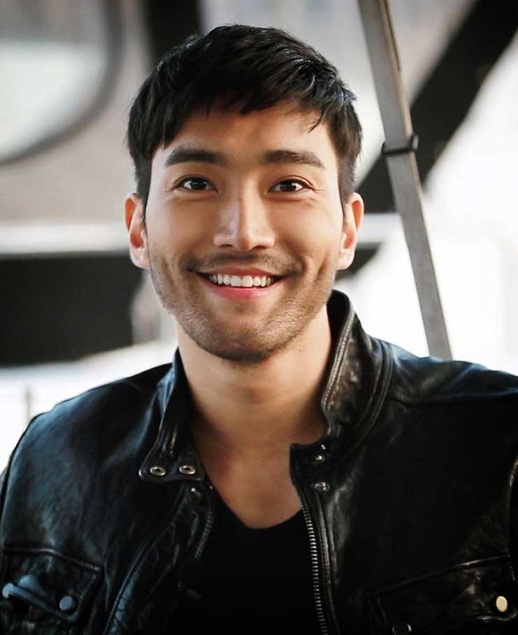 Самые красивые корейские актёры: Choi Si Won