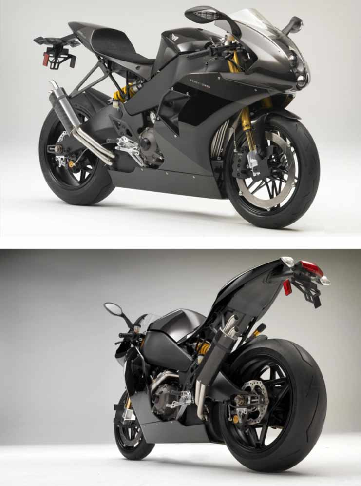 Erik Buell Racing 1190 RS