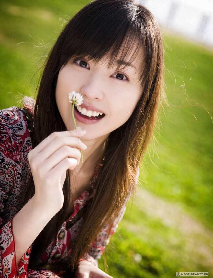 Эрика Тода. Фото самых красивых японок
