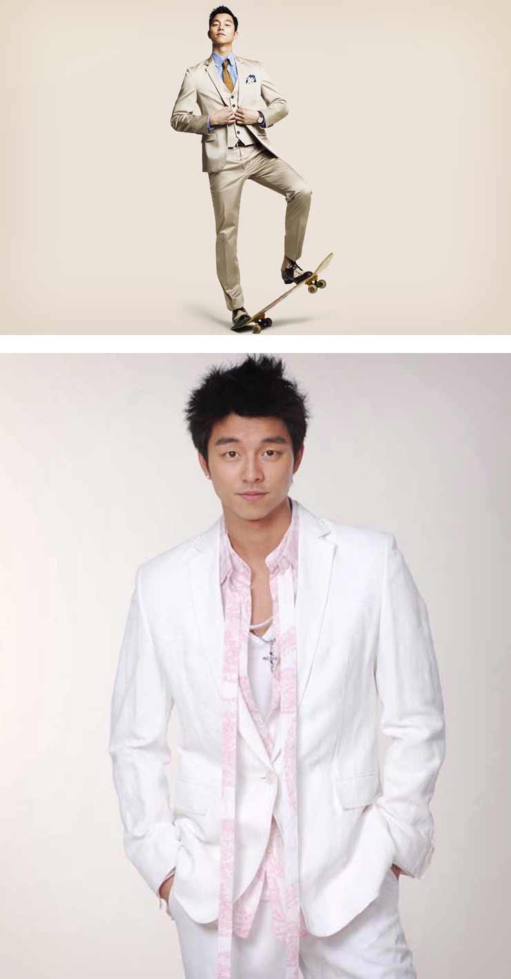 Гон Ю (Gong Yoo). Самые красивые корейские актеры в мире