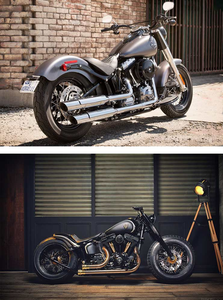 Harley-Davidson Softail Slim
