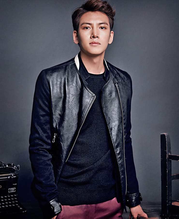 Чжи Чан Ук. Самый красивый актер Кореи