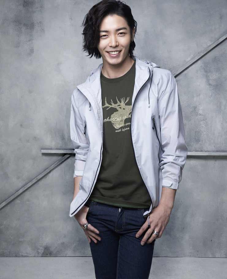 Kim Jae Wook. Самые красивые корейские актеры в мире