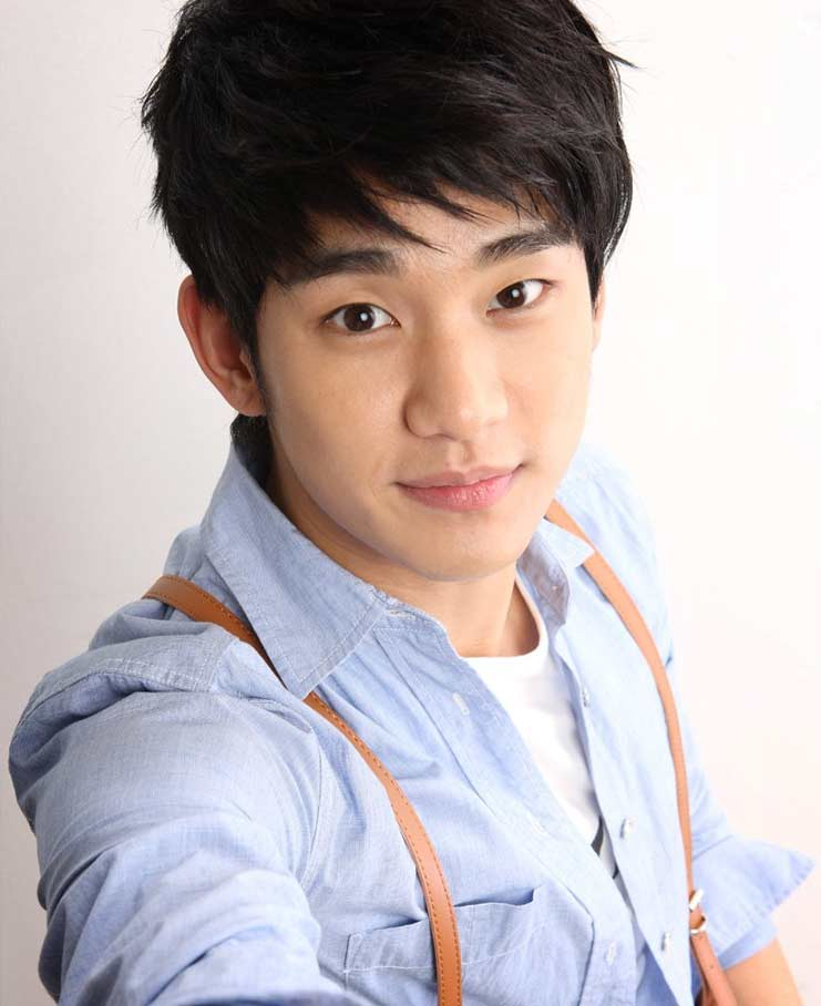 Самые красивые корейские актёры: Ким Су Хён