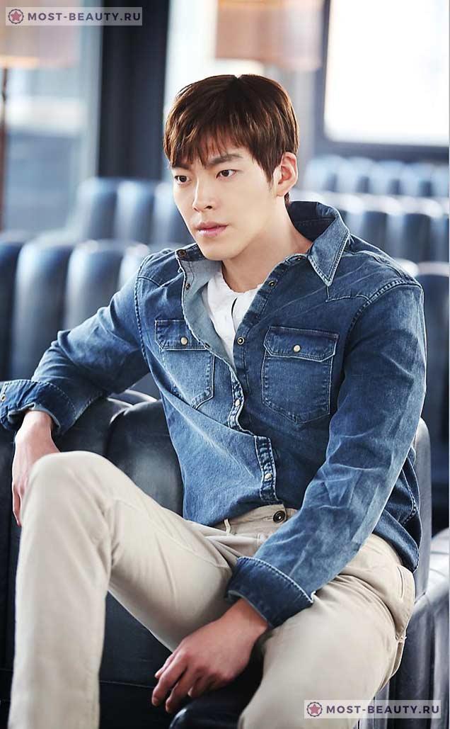 Самые красивые корейские актёры: Ким У Бин