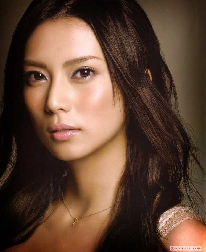 Ko Shibasaki. Самые красивые японки