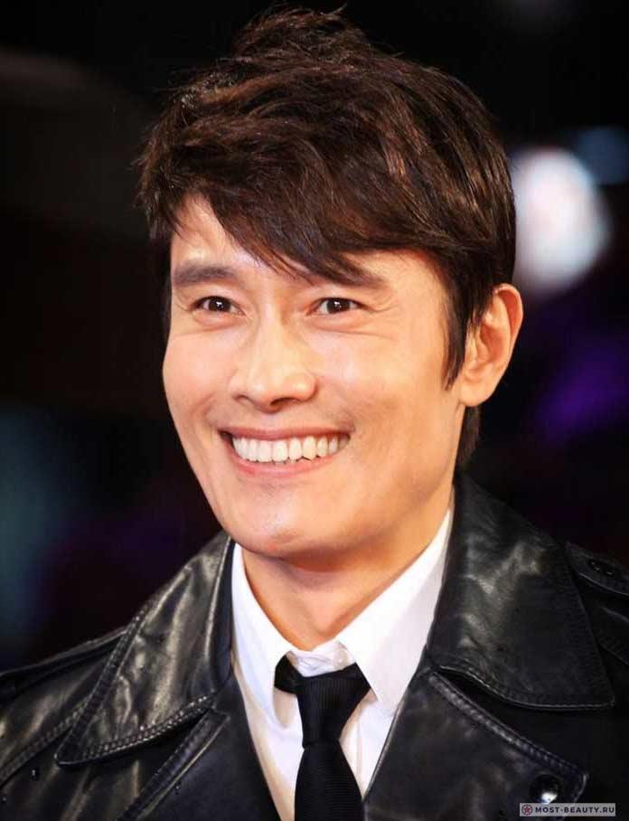 Ли Бён Хон (Lee Byung Hun). Самый красивый корейский актер
