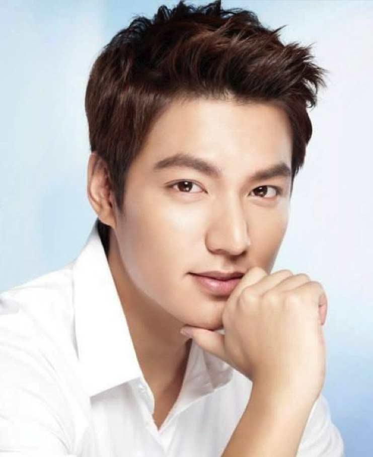 Самые красивые корейские актёры: Lee Min Ho