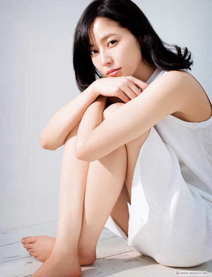 Масами Нагасава (Masami Nagasawa). Удивительно красивые японки