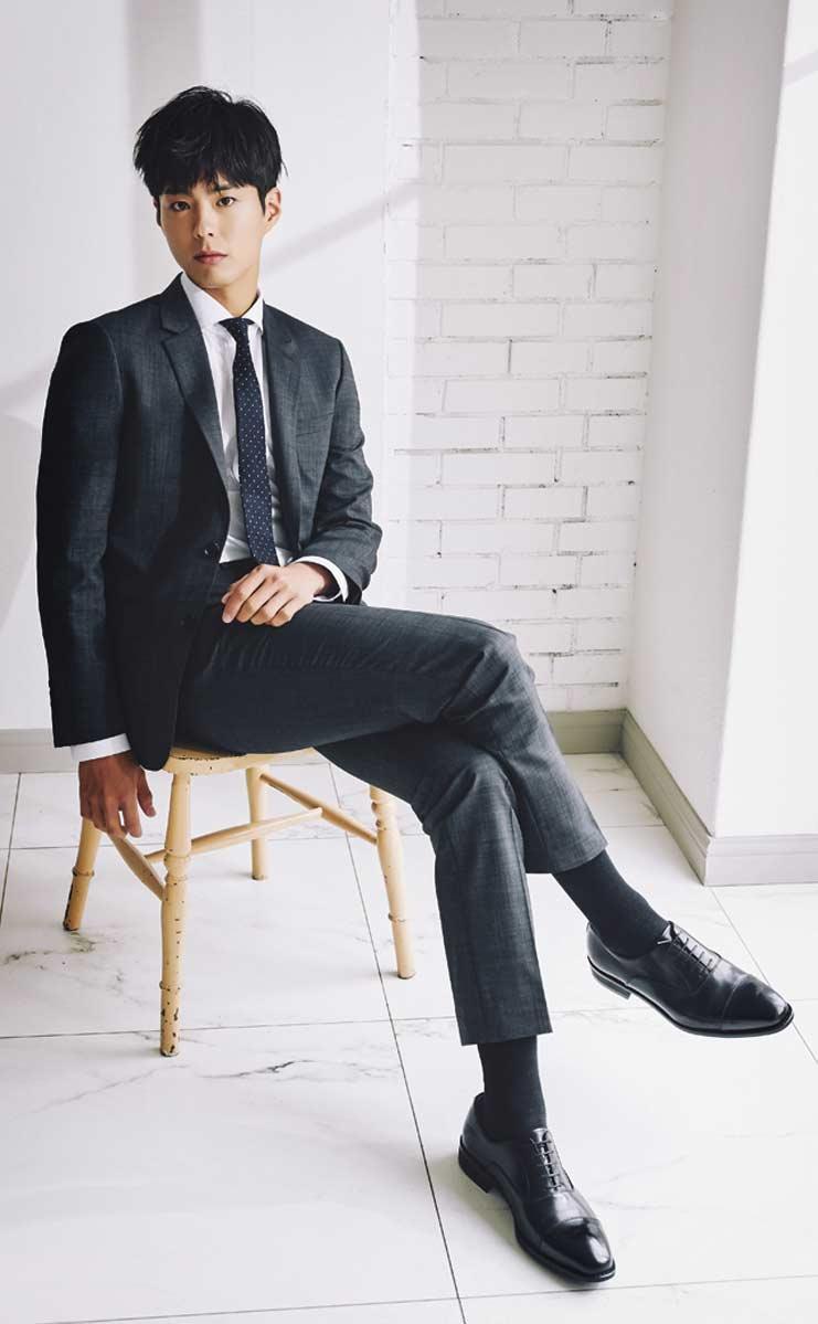 Самые красивые корейские актёры: Пак Бо Гом
