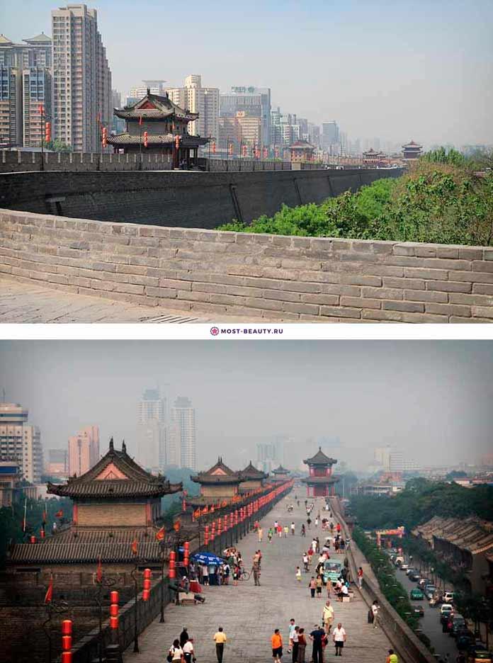 Сиань. Самые красивые города крепости в мире (+ ФОТО)