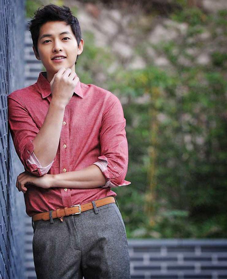 Самые красивые корейские актёры: Сон Чжун Ки