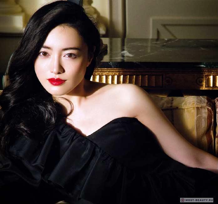 Yukie Nakama. самая красивая японка в мире