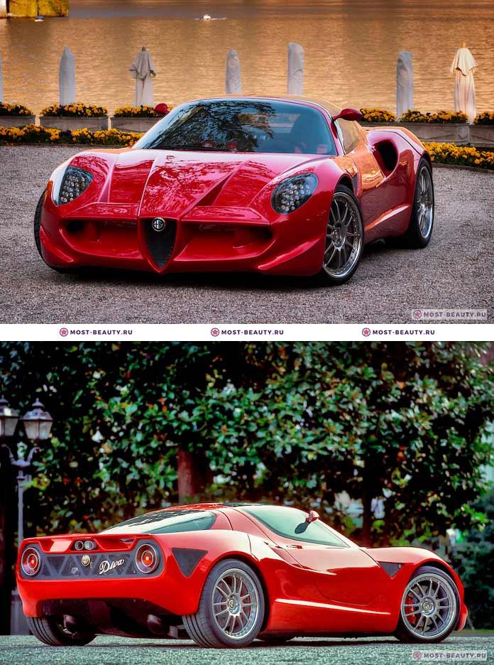 Самые красивые машины: Alfa Romeo Diva