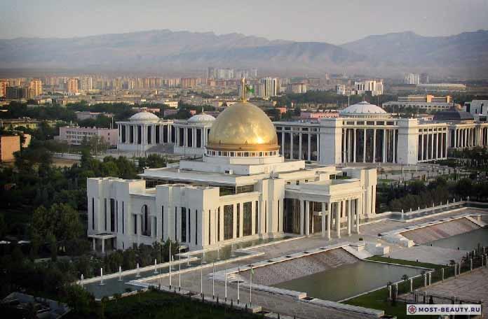 Самые красивые города мира: Ашхабад
