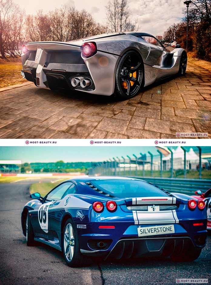 Красивые машины на фото. CC0